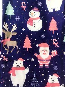 NEW 2020 TC Christmas Holiday Snowflakes Reindeer Leggings Womens Not LuLaRoe