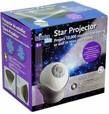 Star Galaxy Planetarium Projector Educational Adjustable 30 Minutes Auto Shut