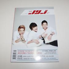 The JYJ - JYJ MAGAZINE THE STORY OF 1000 DAYS JAEJOONG / YUCHUN / JUNSU