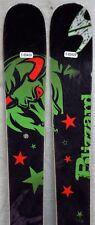 13-14 Blizzard Brahma Used Men's Demo Skis w/Bindings Size 180cm #565409