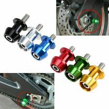 Colorful Swingarm Spool Sliders Stand 8mm fits for Honda CBR 400 CBF1000 CB1000