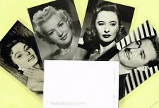 ARCHIVO BERMEJO - 1950s Film Star Postcards produced in Spain #800 to #2804
