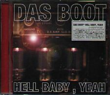 Das Boot - Hell Baby, Yeah - Japan CD - NEW - 7Tracks