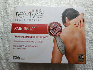 ReVive Light Therapy - Clinical Pain Relief Infrared Light System