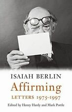 Affirming: Letters 1975-1997-ExLibrary
