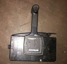 Mercury Mariner Side Mount Outboard Remotes for Manual Start Engines