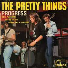 """PRETTY THINGS """"PROGRESS"""" ORIG FR 1966 M- AUTOGRAPHED P.MAY"""