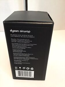 Dyson Airwrap Styler Attachment Firm Smoothing Brush - Black/Purple 969478-01