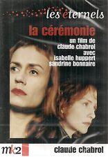 """DVD """"LA CEREMONIE""""   ISABELLE HUPPERT  NEUF SOUS BLISTER"""