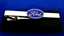 Ford tie clip Ford logo tie clasp Ford emblem tie bar gift idea