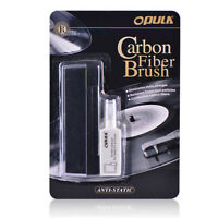 Antistatic Vinyl Record Dust Cleaner Brush Carbon Fiber Turntable Fibre Cleaning