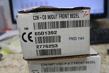 New Crestron C2N/Inet-Cbd-P-A-T Front Bezel (Bin 30)+C2N open box