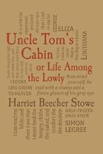 Word Cloud Classics: Uncle Tom's Cabin or, Life among the Lowly by Harriet...