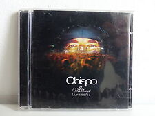 CD ALBUM PASCAL OBISPO Millésime Live 00/01 EPC 505006 2