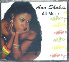 CD Ann Shakes - All Music - Single - CD Neu, OVP