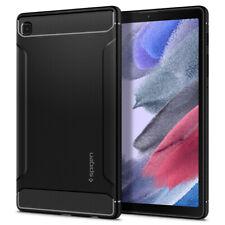 Para Galaxy Tab A7 Lite caso   Spigen ® [Rugged armadura] a prueba de choques Cubierta Delgada