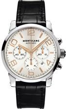 101549 Montblanc TimeWalker Chronograph Automatic / orologio uomo / quadrante...