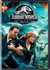 Jurassic World: Fallen Kingdom (DVD,2018) NEW*Action READY TO SHIP!!!