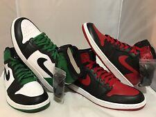 Air Jordan 1 High Retro DMP Sz.10.5 Bred 1 Bulls Celtics Defining Moments Banned