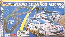 Neu - Majorette RC Racing Bahn - Peugeot 206 WRC - Slotcar in 1:32