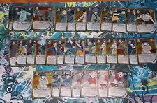 Naruto Approaching Wind CCG TCG Parallel Com/Unc Cards for Sale $1.99 Each