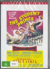 THE STUDENT PRINCE - ANN BLYTH - NEW & SEALED DVD - FREE LOCAL POST
