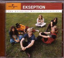 CD (NEU!) . Best of EKSEPTION (dig.rem. / The Fifth Sabre Dance A la turka mkmbh