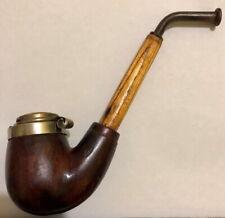 Vintage Emperor Selected Bruyere Standard 4 panel  Estate Tobacco Smoking Pipe