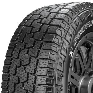 255 60 R18 Pirelli Scorpion AT Plus Tyre VW Amarok Land Rover Discovery Navara