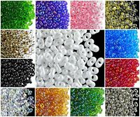 CHOOSE COLOR! 20g 3.2x6.5mm Farfalle™ Beads Preciosa Ornela Czech Glass