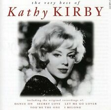 Kathy Kirby - The Very Best Of Kathy Kirby [CD]