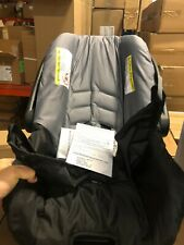 "Evenflo Nurture Infant Car Seat, 5-22lbs, 19""-29"", Base Included, Gray Color"