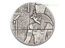 1000 Francs Egyptian Relic - Horus Tschad Chad 2 oz Silber 2016