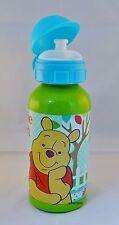 Winnie Puuh Trinkflasche 66402  400ml  Aluminium Flasche  Kindergeschirr