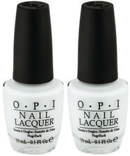 Opi Nail Lacquer Alpine Snow (Nl L00) Pack Of 2