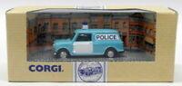 Corgi 1/43 Scale Diecast Model Car 96951 - Morris Mini Van - Police