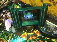 Jersey Jack Wizard of Oz Pinball Machine Wizard LCD Mod Red and Green Available