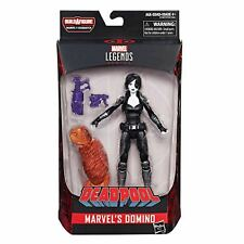 "MARVEL LEGENDS BAF (SASQUATCH) SERIES 6"" ACTION FIGURE - Domino (Deadpool) **NEW"