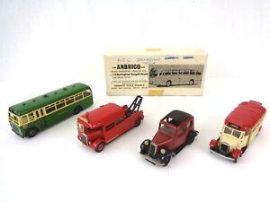 White Metal Bus Kit Bundle Pirate Anbrico Bristol SC4LK & Leyland Cub Very Rare
