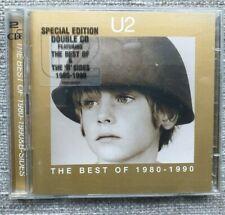 U2 - Best of 1980-1990 Double  CD