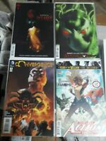 DC Comic lot (4) (DC) DCeased, Action Comics, Batman, etc, NM , Free Shipping!