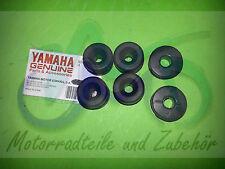 Yamaha DT250MX DT400MX DT Seitendeckel Deckel Gummi Set damper side cover