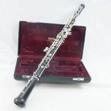 Yamaha Oboe Student Model YOB-411, Full Range Conservatory with Left F key!