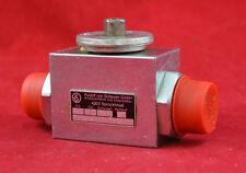 von Scheven Hochdruck-Block-Kugelhahn HBA 12 03 90 DN12 DN 12 PN500 AG Poly