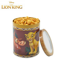2019 Disney The Lion King Popcorn Tin Bucket Storage Jar 64oz Exclusive Theater
