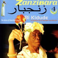 Bi Kidude - Zanzibara, Vol. 4: Diva of Zanzibari Music