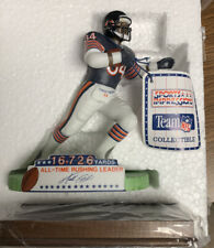 1992 Sports Impressions Walter Payton Chicago bears Figurine with Box New In Box