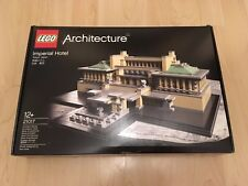 LEGO Architecture 21017 Imperial Hotel - NEW
