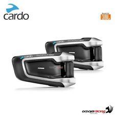 Interphone Interfono Cardo Packtalk Bold Duo Kit JBL Bluetooth Moto Scooter