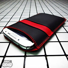 Leather Case Cover Pouch for Samsung GT-i9100/i9100T/i9100G Galaxy S2/S-II/2